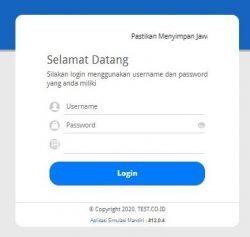 Ketentuan Penulisan Huruf Pada Aplikasi test.co.id